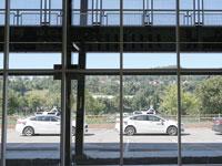 מכונית אוטונמיט  של אובר / צילום: רויטרס