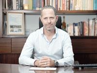 ערן גריפל  / צילום :גיא חמזי