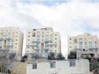 מתחם הפרויקט בארמון הנציב בירושלים/ צילום: ליאור מזרחי