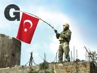 חייל טורקי / צילום: רויטרס - khalil ashaw