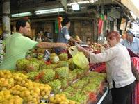 פירות ירקות שוק / צלם: אורית דיל