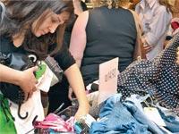 בגדים אופנה / צלם: תמר מצפי
