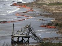 כתם הנפט בלואיזיאנה, זיהום, איכות סביבה, מפגע אקולוגי / צלם רויטרס