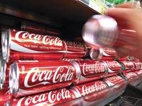 קוקה קולה, משקאות / צלם בלומברג