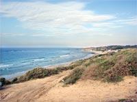 חוף פלמחים / צלם: יחצ