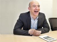 הונו של מייסד אמזון ג'ף בזוס זינק ב-6 מיליארד דולר ביממה