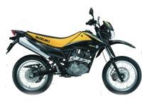 אופנוע סוזוקי DR125SM