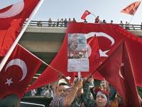 מהומות בטורקיה, המשט לעזה / צלם רויטרס