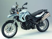 אופנוע bmw-f650gs