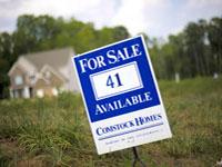בתים למכירה, נדלן, משכנתאות / צלם בלומברג