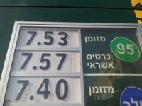 8 תחנות הדלק הזולות ביותר באזור המרכז