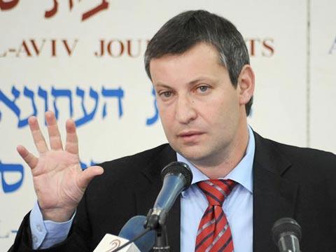 סטס מיסז'ניקוב, שר התיירות לשעבר, ישראל ביתנו / צילום: תמר מצפי