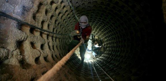 פתרון חשאי לאיום המנהרות של חמאס נבנה ב-3 מיליארד ש'