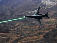 נשק לייזר לוקהיד מרטין מטוס קרב / צילום: DARPA