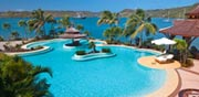 """אי אקזוטי גרנדה מלון יוקרה CALIVIGNY ISLAND / צילום: יח""""צ"""