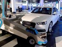 חדש: חניון אוטומטי שמחנה את המכונית ללא מגע יד אדם