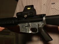 מפחיד: מהיום תוכלו להדפיס בקלות רובה סער בביתכם