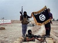"""מפחיד:  לוחמי דאע""""ש משתלטים על גבול סוריה עיראק"""