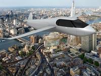 חסכוני במיוחד: נחשף המטוס ההיברידי הראשון בעולם