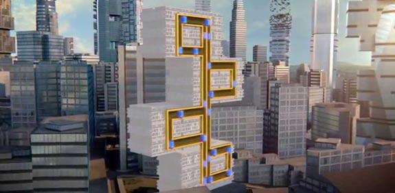 לא רק צוללות: צפו במעלית המהפכנית של חברת טיסנקורפ