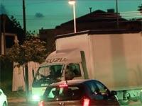 צפו בתיעוד: זיסר מפונה מאחוזת הענק המפוארת/פינוי הבית של מוטי זיסר, מעבר דירה, הובלת דירה / צילום: מהוידאו