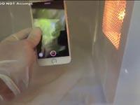 שרף אייפון 6 במיקרוגל ולא תאמינו בכמה הוא מוכר אותו