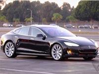 צפו: נחשפה המכונית החשמלית המתקדמת בעולם