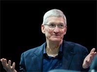"""צפו: מנכ""""ל אפל טים קוק יוצא מהארון - """"גאה להיות הומו"""""""