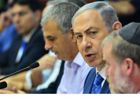 ראש הממשלה בנימין נתניהו בדיוני התקציב / צילום: וואלה News