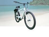 נחטפים: אופניים חשמליים חדשים ומתקדמים ב-2200 ש'
