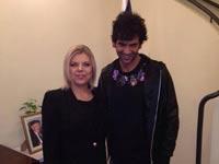 ז'אן כהן מעצב השיער של שרה נתניהו / צילום: מהפייסבוק