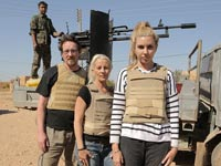"""הזוי: תוכנית ריאליטי שלחה מתמודדים לקרב מול דאע""""ש"""