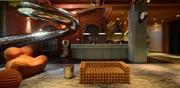 """מלון Red dot בית מלון עם מגלשה / צילום: יח""""צ"""