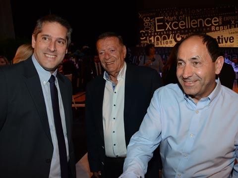 האירוע שקיבץ למקום אחד את האנשים העשירים בישראל