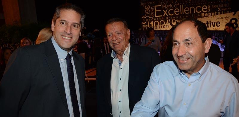 צפו: האירוע הנוצץ שאליו הגיעה כל צמרת המשק בישראל