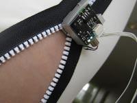 """רובוט ריץ' רץ' Zipperbot / צילום: יח""""צ"""