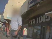 מקללים פקחי חניה / צילום: מהוידאו