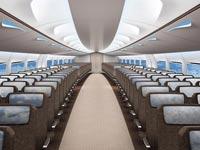 פשוט וחכם: פטנט חדש שישים סוף לצפיפות במטוסים
