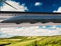 מערכת תחבורה עילית בקליפורניה, אלון מאסק, הייפרלופ / צילום:  Hyperloop Transportation Technologies