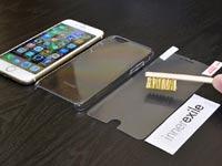 לראות ולא להאמין: צפו במסך האייפון שמתקן את עצמו
