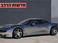 צפו: מכונית על היברידית חדשה שמעוררת ענין רב