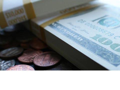 כסף, מטבעות, שטרות/ צילום: שאטרסטוק