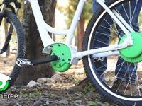 פיתוח ישראלי חדשני: אופניים בלי שרשרת ב-990 שקל