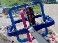 צפו: מתקן  חדש שיהפוך ללהיט בפארקי השעשועים בעולם
