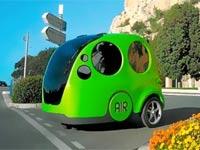 ב- 10,000 ד': מכונית סדרתית חדשה שנוסעת על אוויר