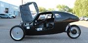 """כלי תחבורה חשמלי עם פדלים  Raht Racer / צילום: יח""""צ"""