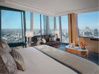 נחשפה: סוויטת הפאר המטורפת במלון הגבוה באירופה