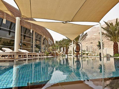 תיירות, מלון עין גדי / צילום: יחצ