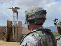 סוף לתורנויות שמירה בצבא? מגדל חמוש שנשלט מרחוק