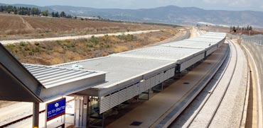כמה אנשים נסעו השנה ברכבת שעלתה למדינה 4 מיליארד ₪?